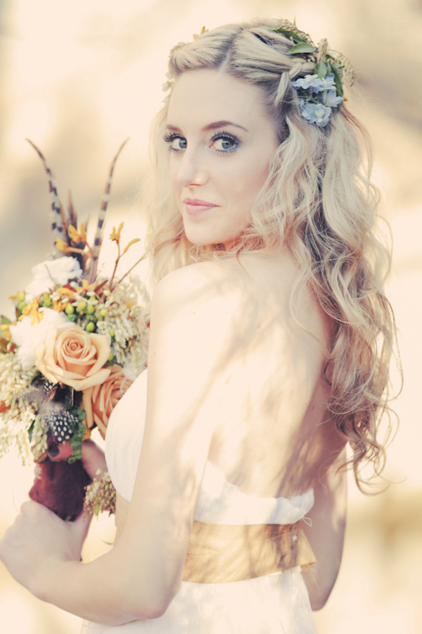 hair-and-bouquet