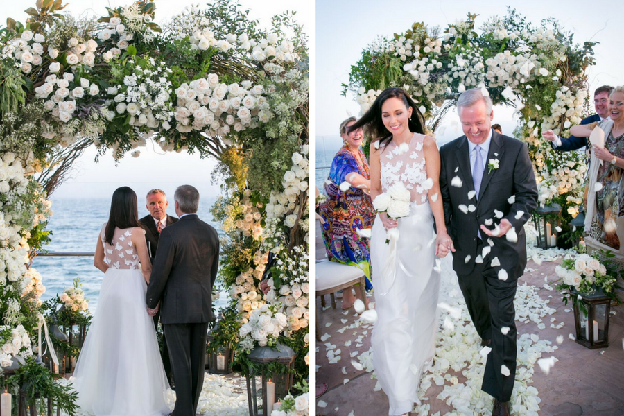 Alyson Fox, Alyson Levine Fox, Intimate Vow Renewal, Intimate Santa Barbara Vow Renewal, Revelry Event Design, destination wedding, destination wedding planner, wedding planner