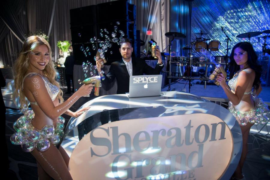levine fox events, alyson levine fox, luxurious, sheraton grand hotel, nashville, corporate events, luxurious Sheraton Grand Nashville Downtown