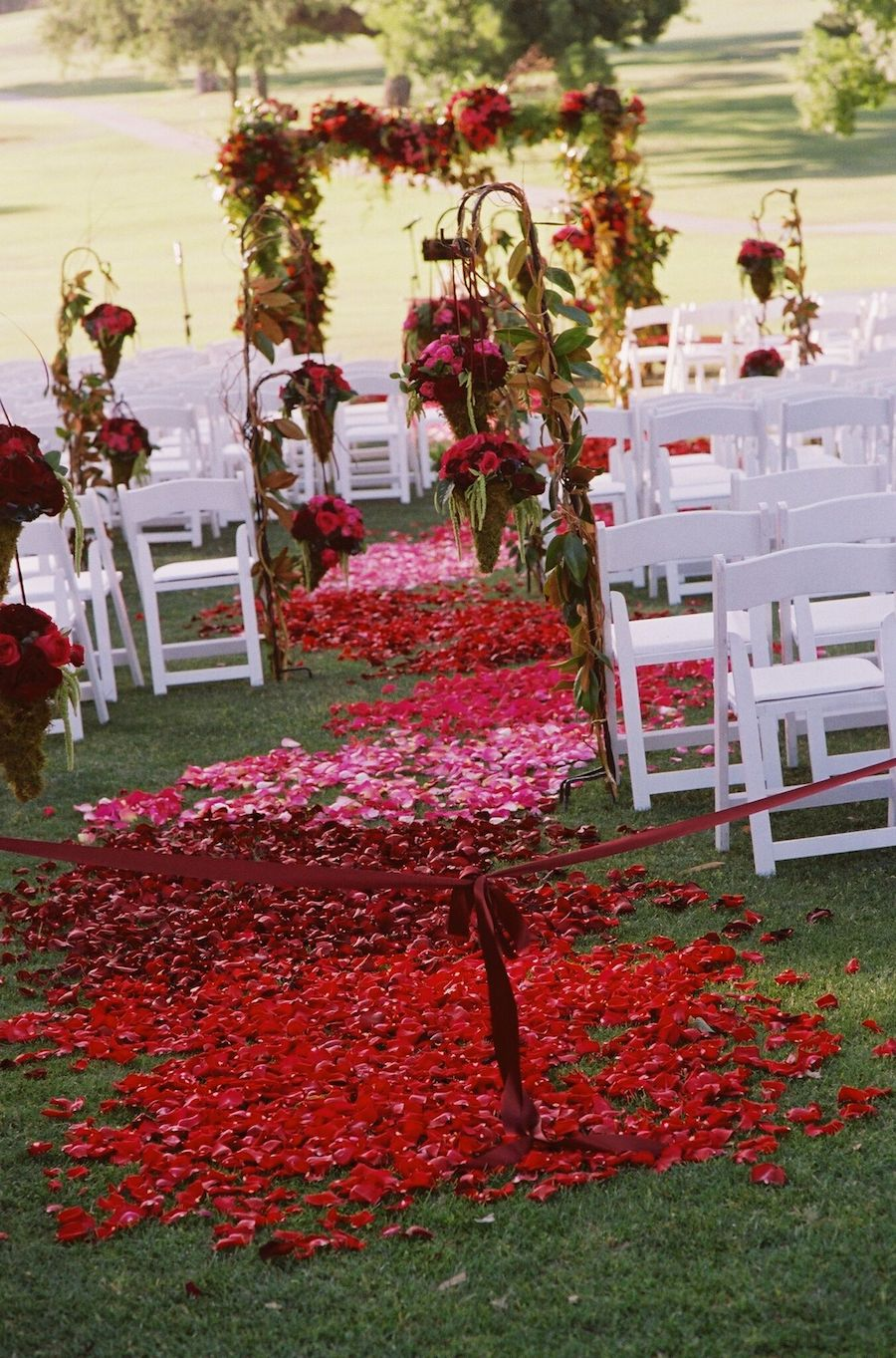 levine fox, levine fox events, alyson heather fox, alyson fox, wedding planner, destination wedding, bright rentals, john solano photography, ojai valley inn, destination wedding, ombre aisle, burgundy wedding, ojai wedding, santa barbara wedding,