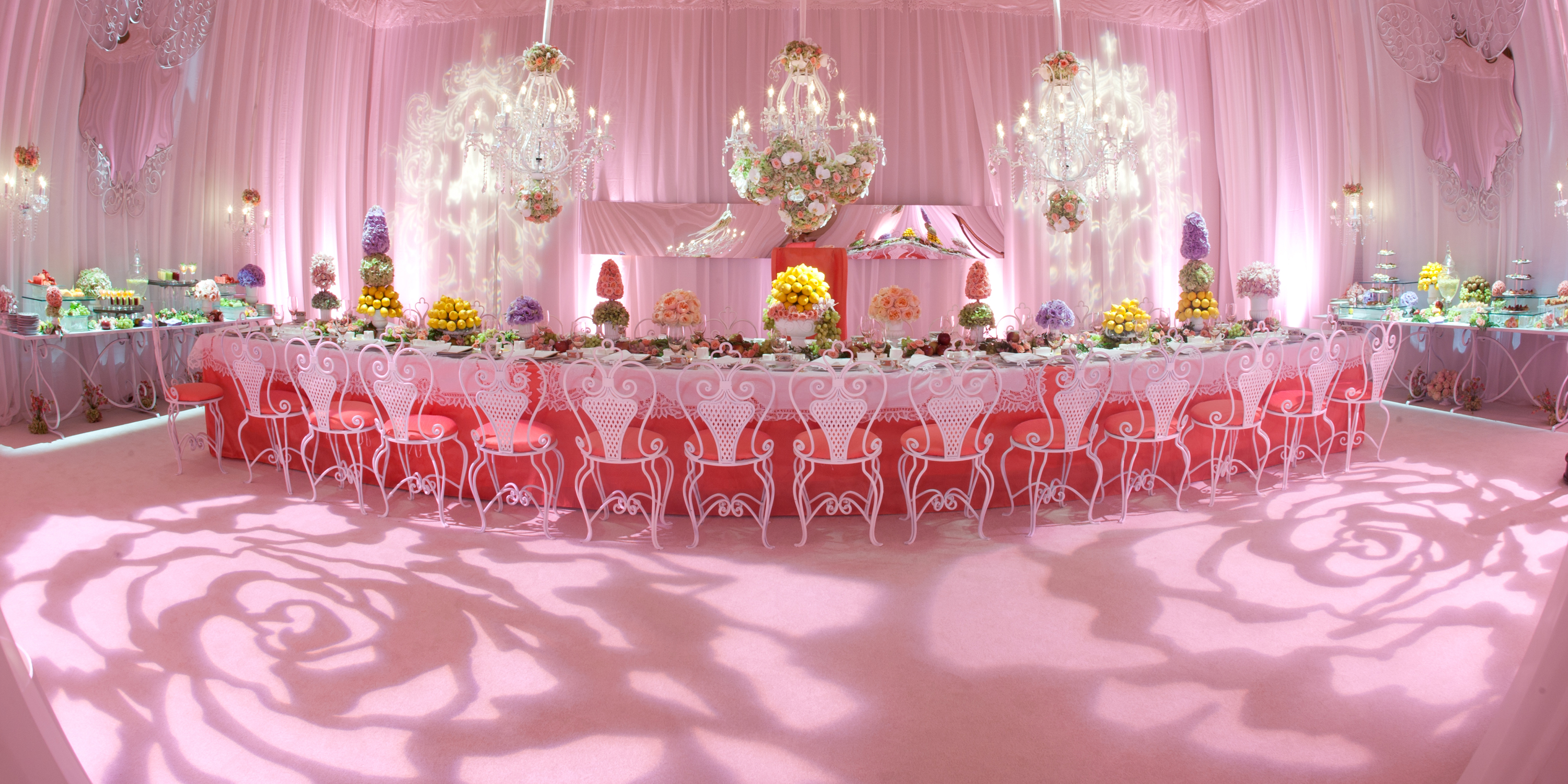 Birthday Party Decorations Background Pictures