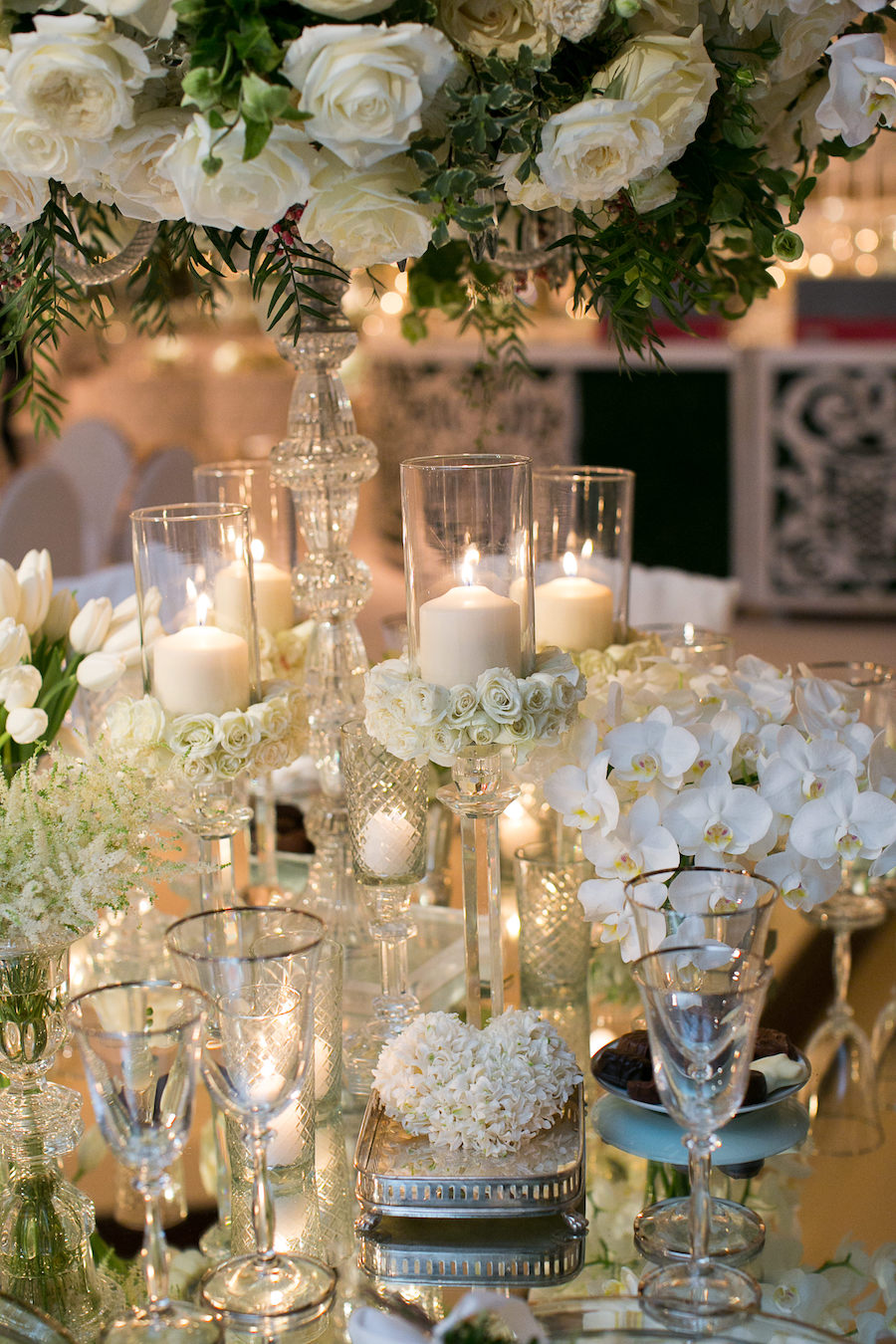 inside weddings, featured, press, garden wedding, lfe, alyson levine fox, four seasons wedding, revelry, revelry event design, luxury wedding, luxury bride, marks garden